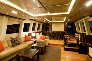 Ghost II Saloon - New Years Cruises