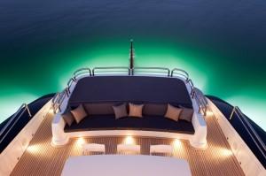 Ghost II Cockpit - New Years Cruises