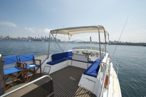 Neptune Sundeck is great for new years Cruises