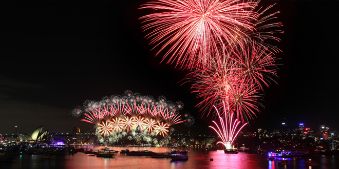 new years eve cruises to watch the sydney fireworks show