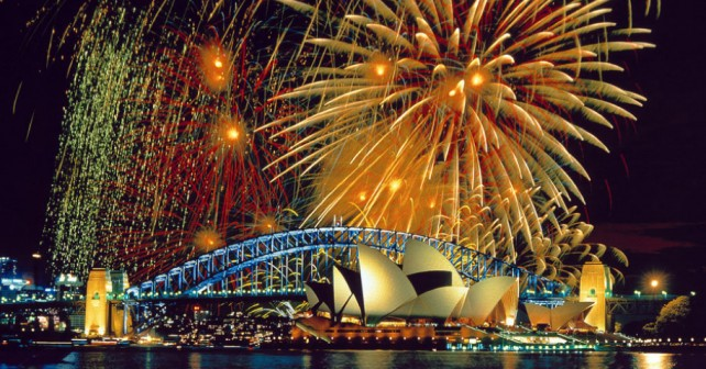 New years eve cruises sydney
